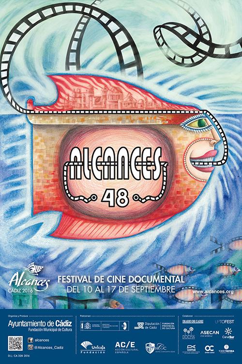 Cartel 48 edicion Alcances