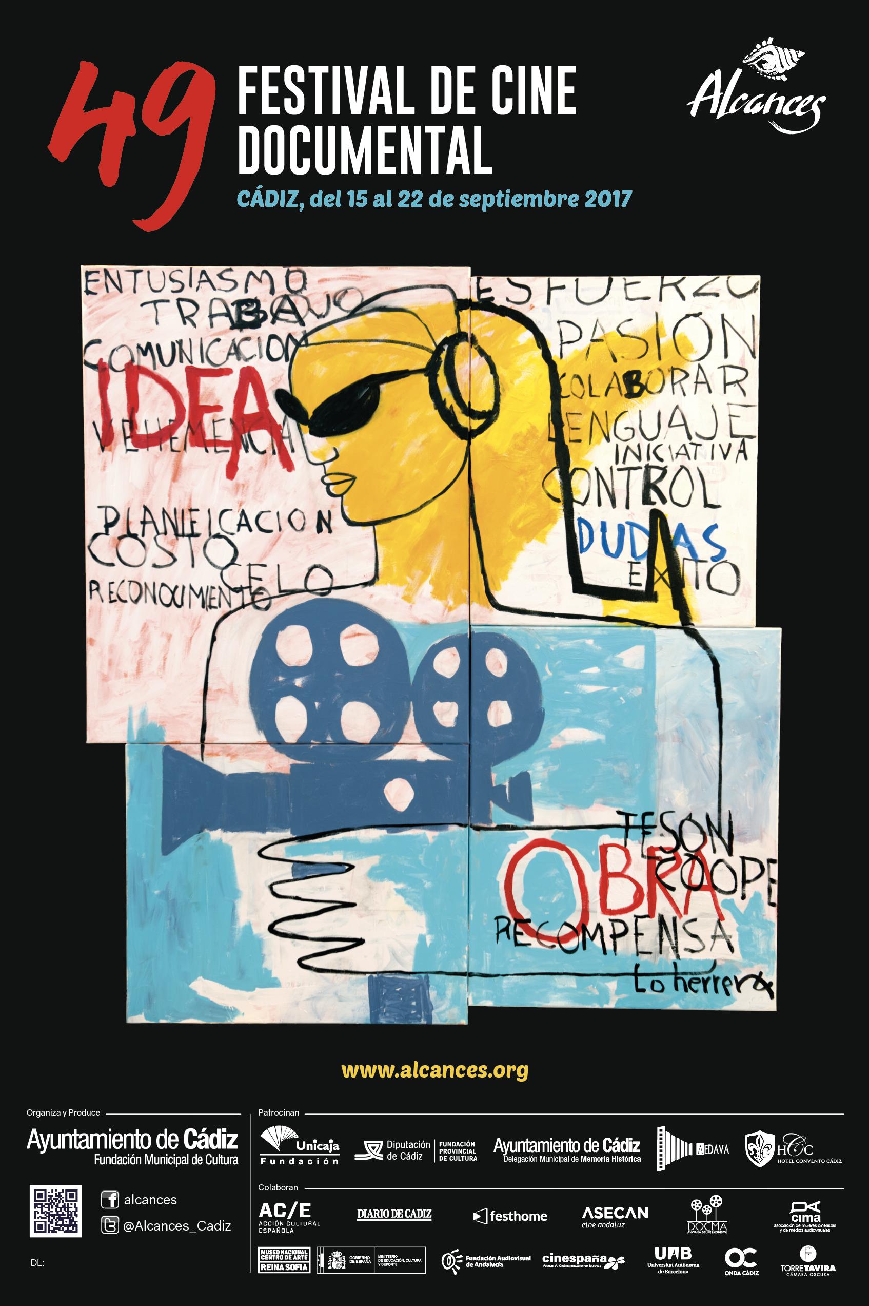 Cartel 49 edicion Alcances