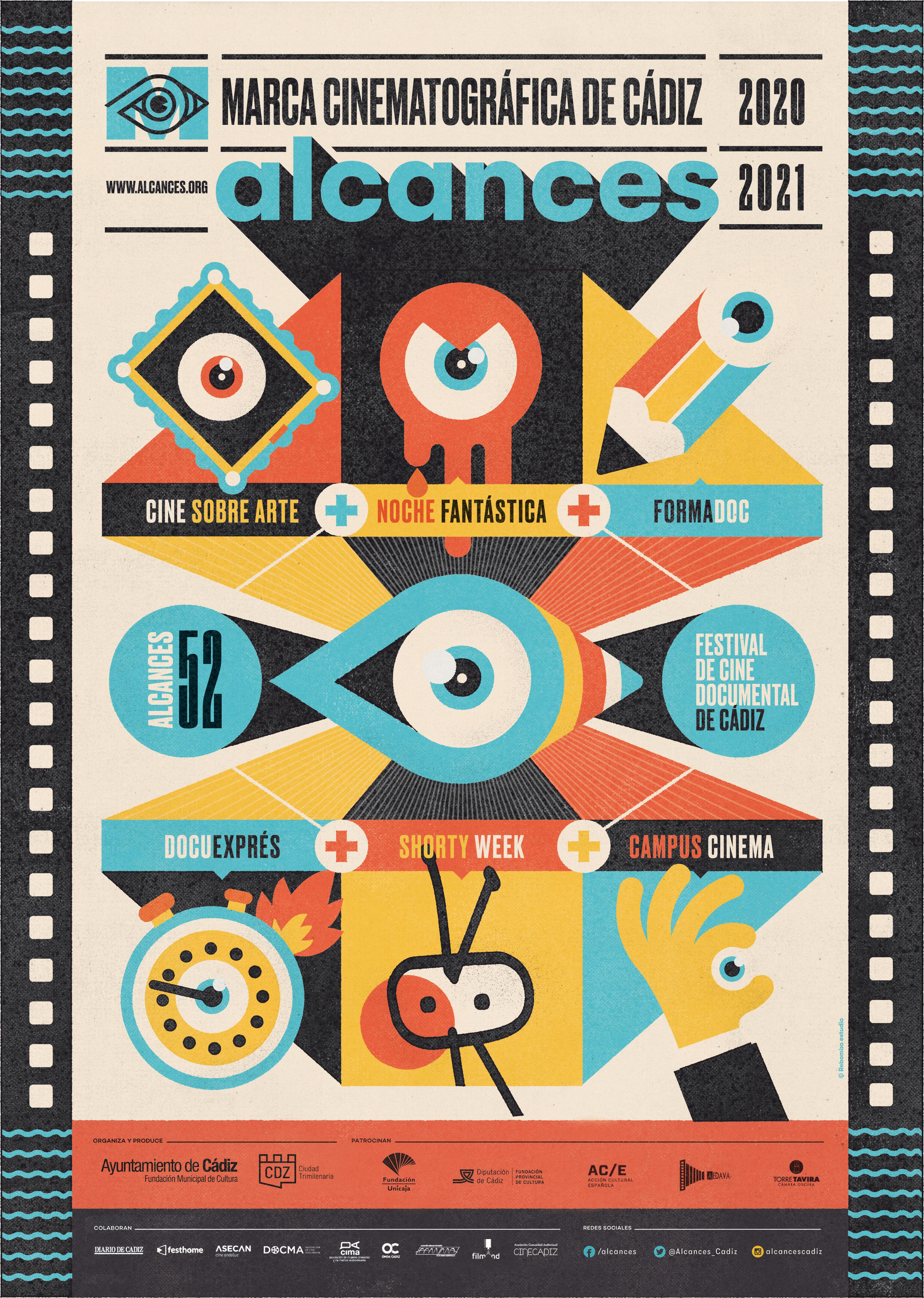 Cartel 52 edicion Alcances Marca Cinematográfica