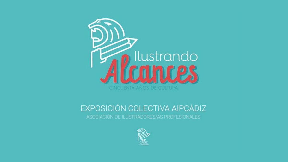Exposición ilustradores Alcances 2018