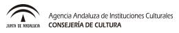 Junta de Andalucía Agencia de Industrias Culturales