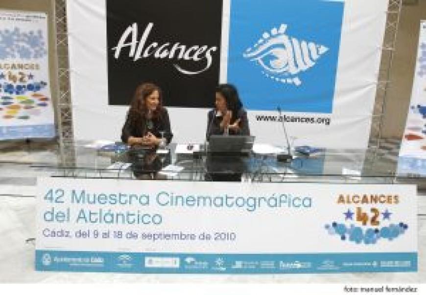 La Fundación Audiovisual de Andalucía promociona sus últimas acciones en Alcances 2010