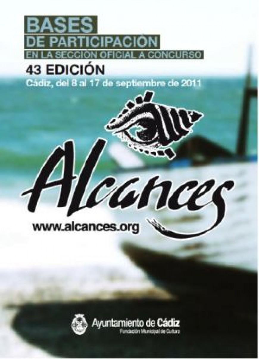 ALCANCES PUBLICA SUS BASES A CONCURSO PARA SU 43 EDICIÓN