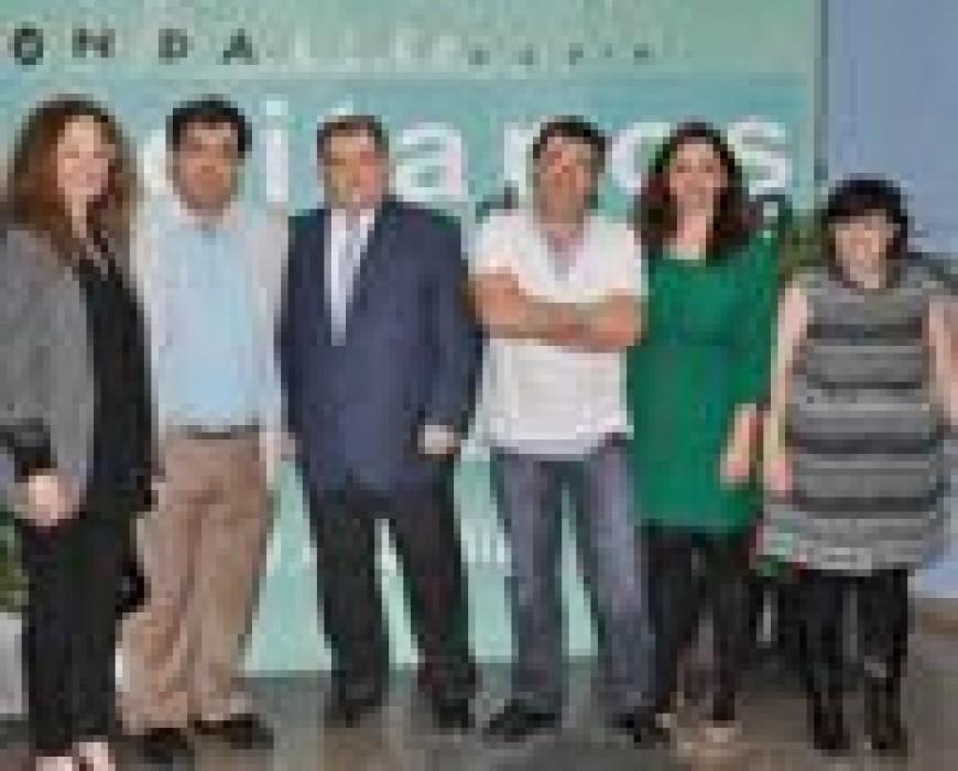 """Alcances recibe el Premio """"Gaditanos del año 2010"""" de Onda Cero Radio"""