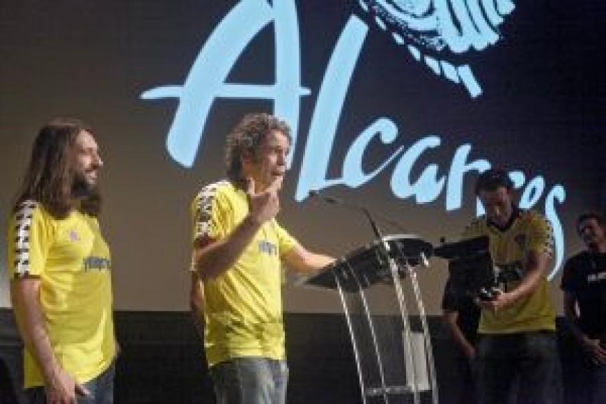 'Proyecto Mágico' hizo el saque de honor de Alcances