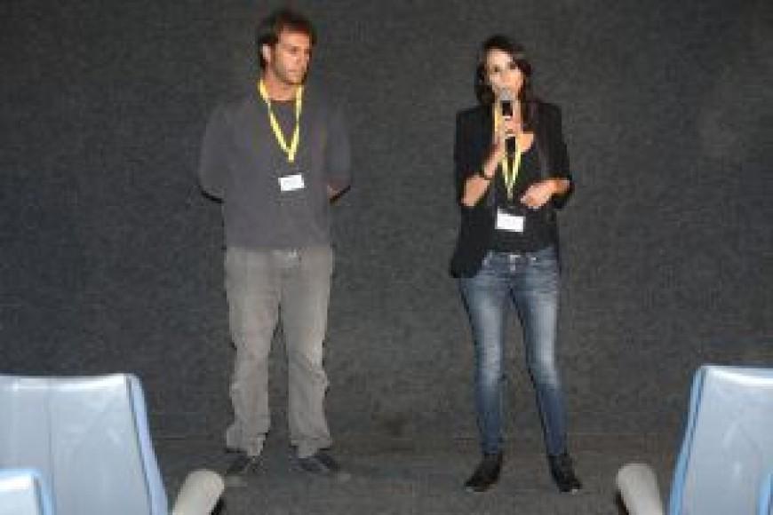 Presentación del Programa 4 de mediometrajes documentales de Alcances