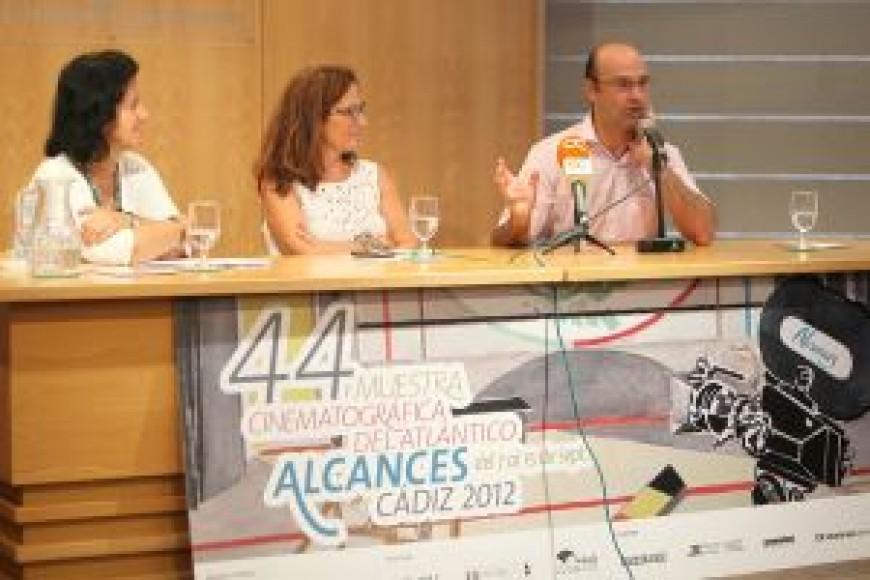 Presentación del VIII Catálogo de la Fundación Audiovisual de Andalucía en Alcances