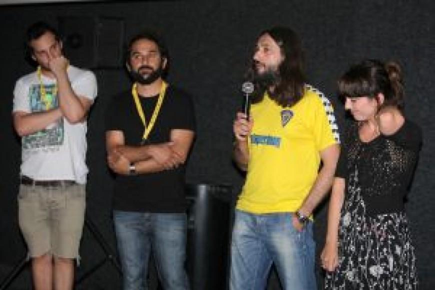 Primera proyección de cortometrajes en los cines Al-Andalus