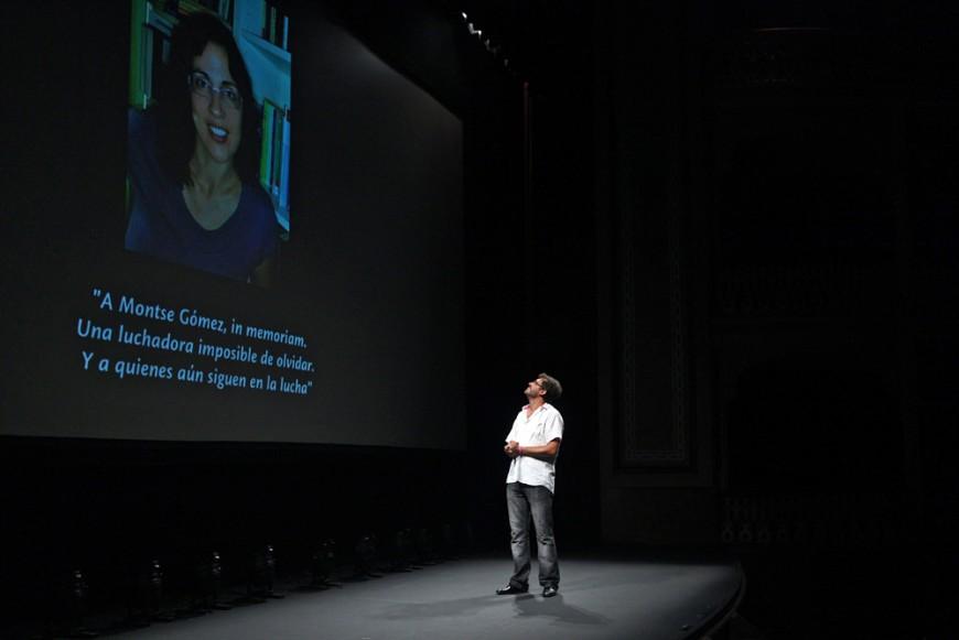 Alcances abre su 46ª Edición con un Falla lleno de aficionados al documental