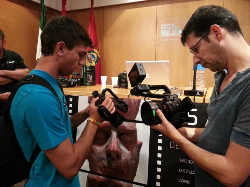 Canon ofrece dos talleres gratuitos de vídeo y cine digital en el marco de Alcances