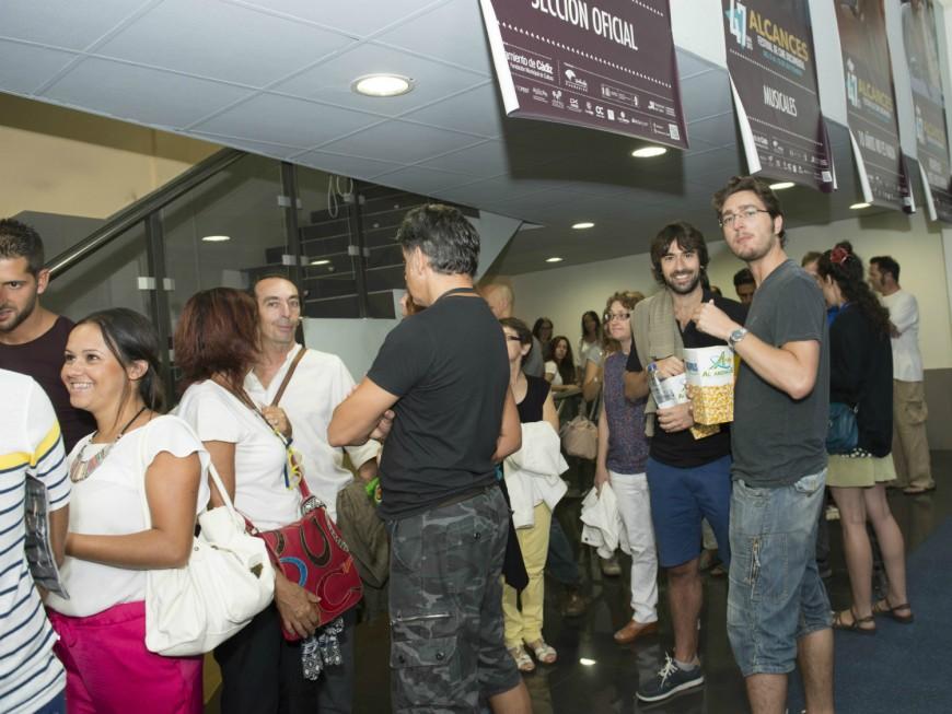 Alcances llega a su ecuador llenando Cádiz de cine documental