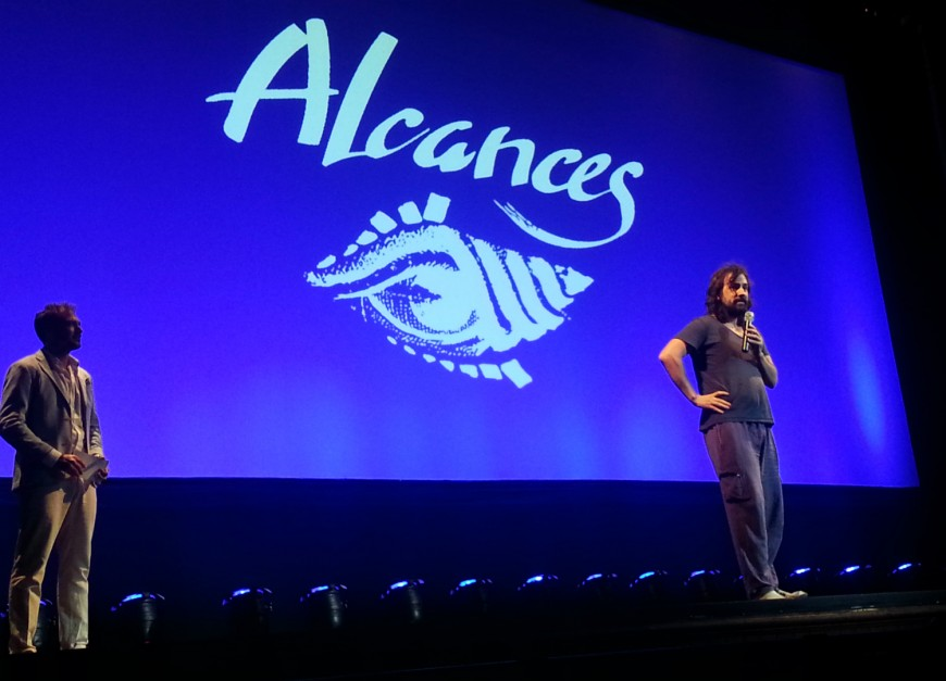 Alcances abre su 47ª Edición con un Falla lleno de aficionados al documental