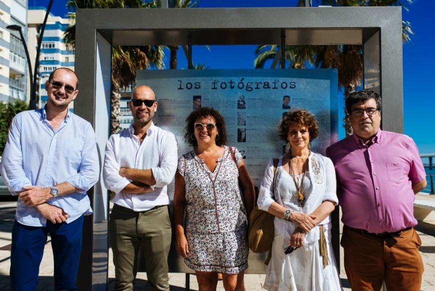 Alcances inaugura PLATEA, una exposición en la que fotógrafos españoles miran a la gran pantalla