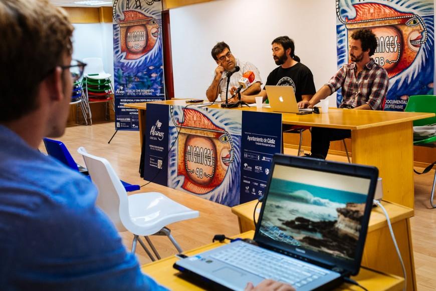 Presentación de la segunda edición de Surfari Film Festival