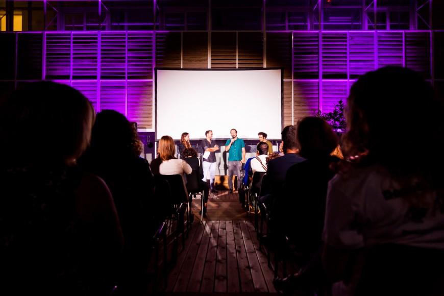 La Memoria Fantasma gana el premio de mil euros de DocuExprés Alcances 2017