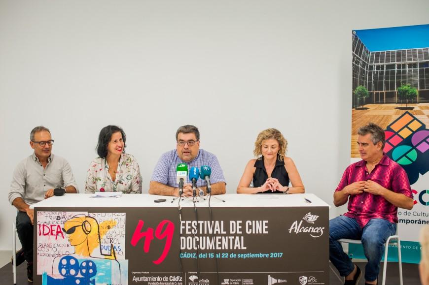 'Por humor a la música' de Álvaro Begines se presenta en Alcances como parte de la X Muestra del Audiovisual Andaluz