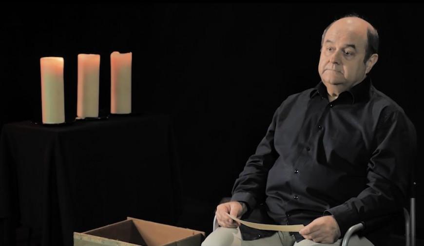 Alcances acoge el estreno absoluto de 'Por la gracia del hombre' del gaditano Luis José Grande