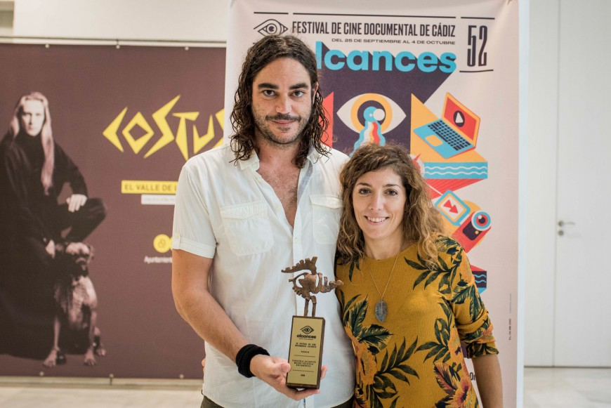 'Barzaj' de Alejandro G. Salgado se hace con la Caracola Alcances 2020 a la Mejor Película