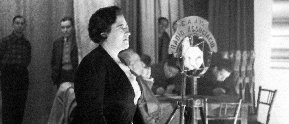 Imagen de película: Federica Montseny, la indomable