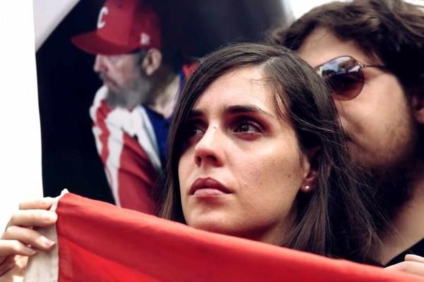 Imagen principal Nueve días sin Fidel