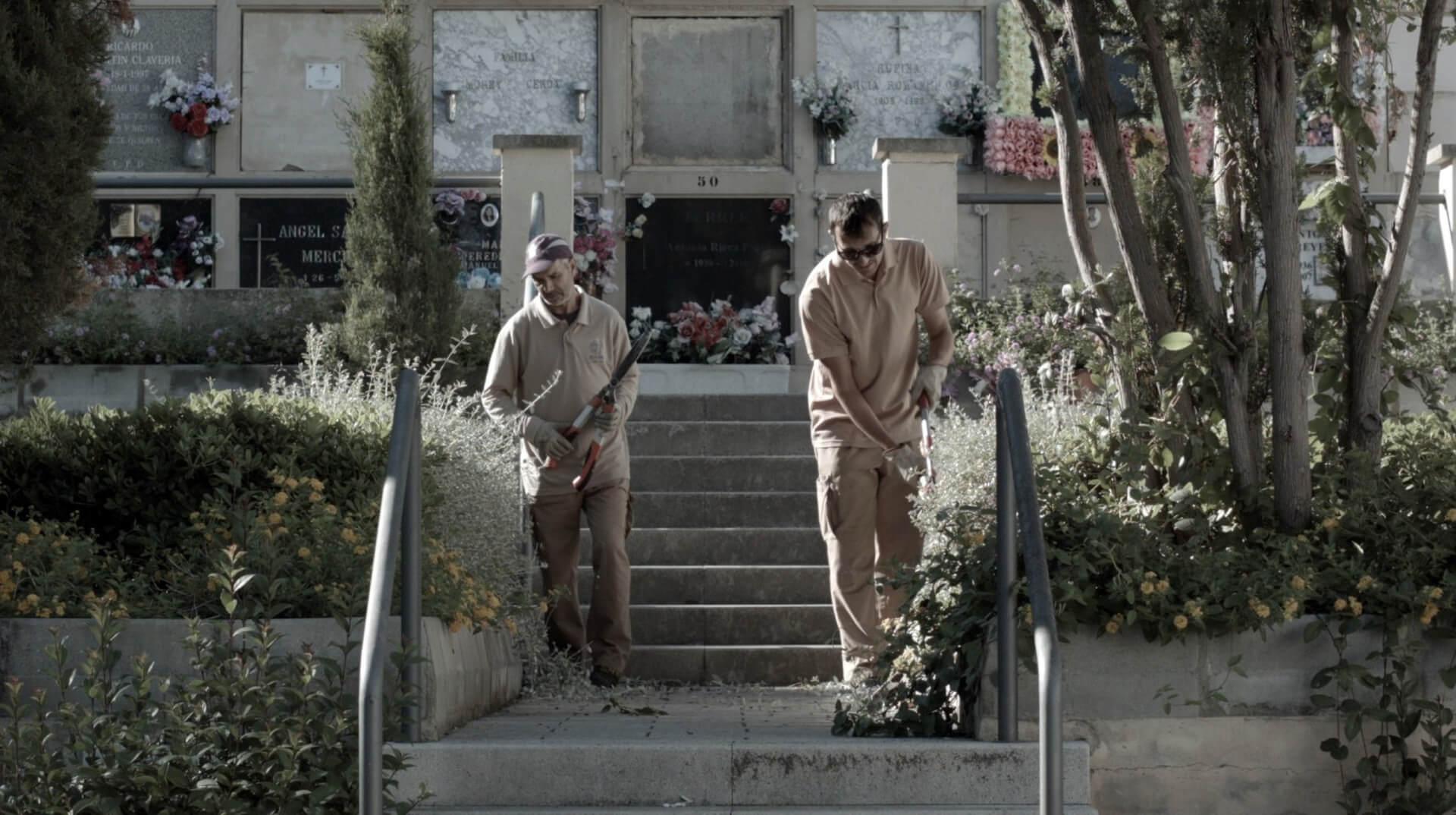 Imagen de película: Ciudad de los muertos
