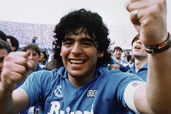 Imagen principal Diego Maradona