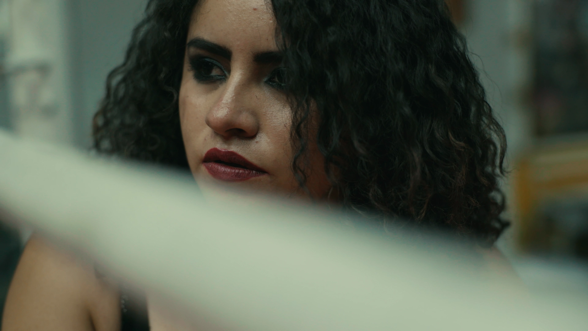 Imagen de película: ¿Me vas a gritar?