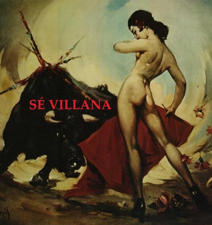 Imagen de película: Sé villana. La Sevilla del Diablo