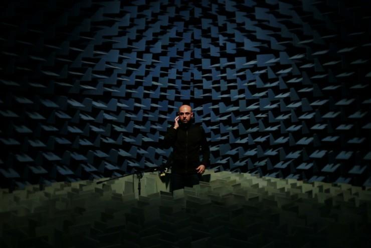 Imagen de película: Oírse