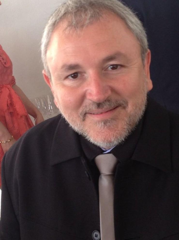 Antonio Sánchez de Amo, director película Vidas