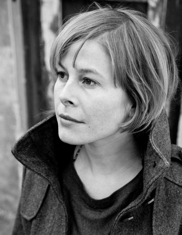 Ines Thomsen, director película Un loro en la horchatería