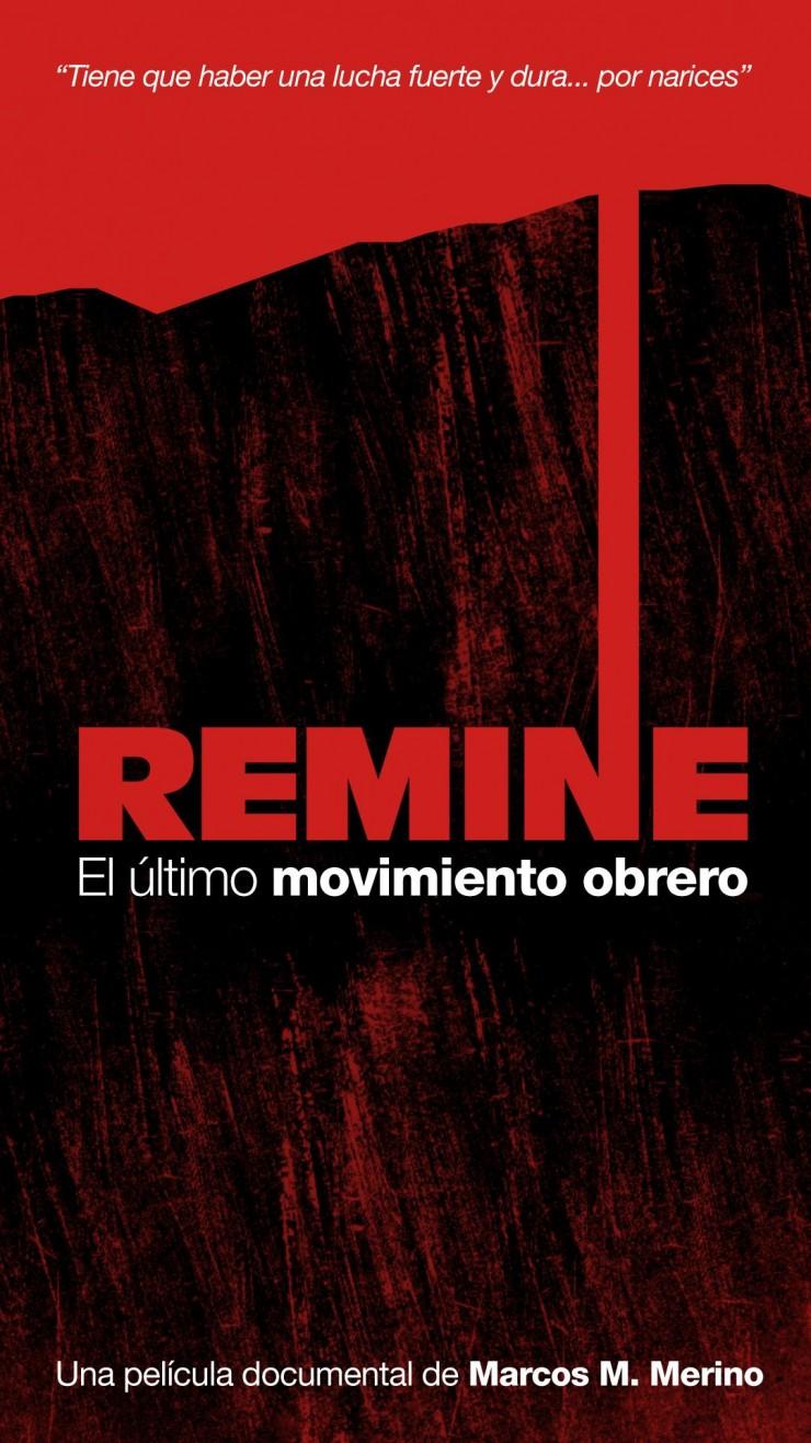 Imagen película Remine, el último movimiento obrero