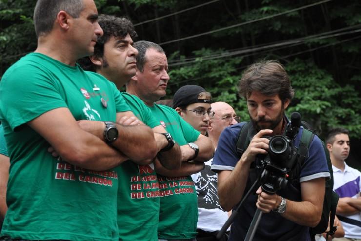 Marcos M. Merino, director película Remine, el último movimiento obrero