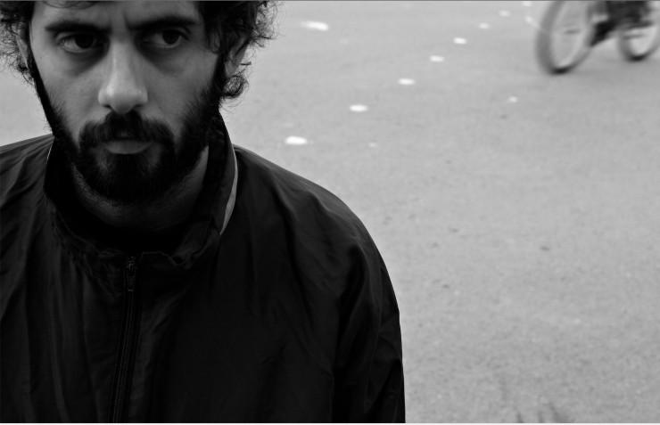 Carles  Farró Moya, director película Reborn