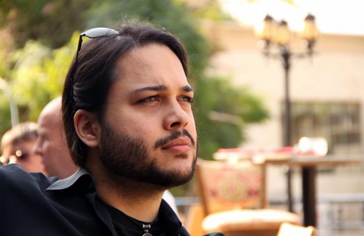 Guillermo G. Peydró, director película La ciudad del trabajo