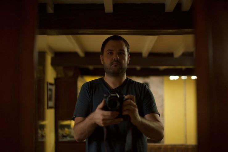 Xacio Baño, director película Eco