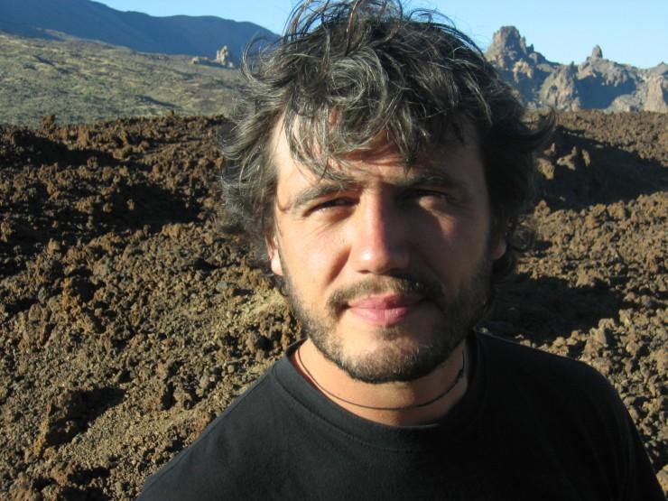 David Martín de los Santos, director película 23 de Mayo