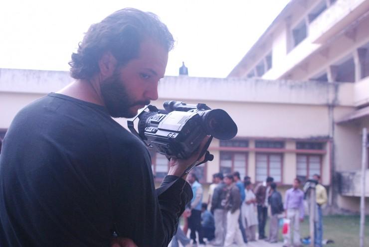 David Varela, director película Freedom to kill the Other's children