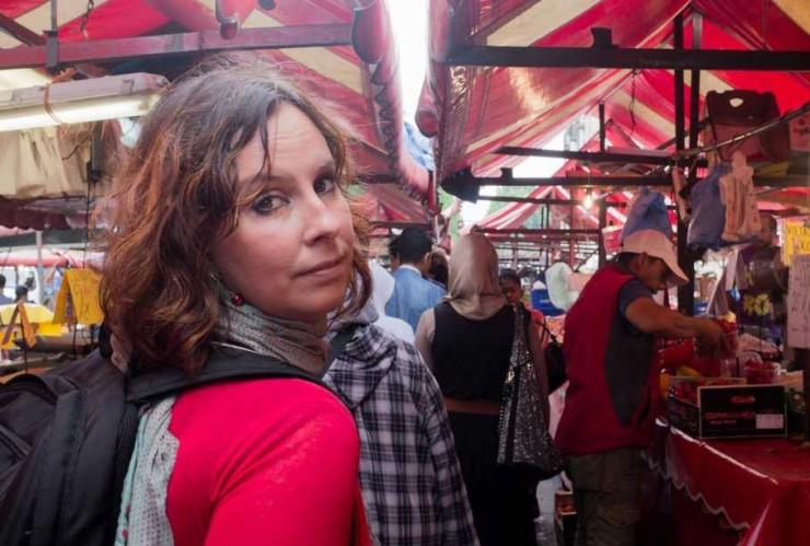 Maite Vitoria Daneris, director película El lugar de las fresas