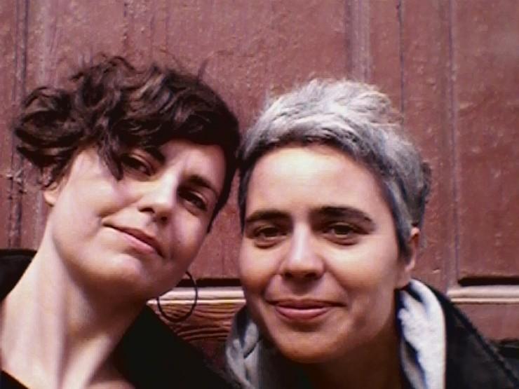 María Zafra, Raquel Marques, director película Arreta
