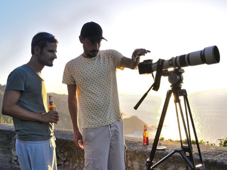 Jesus María Palacios / Iñigo Jiménez, director película Ur Artean