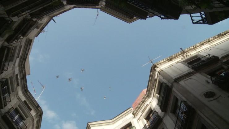 Imagen película La Plaza