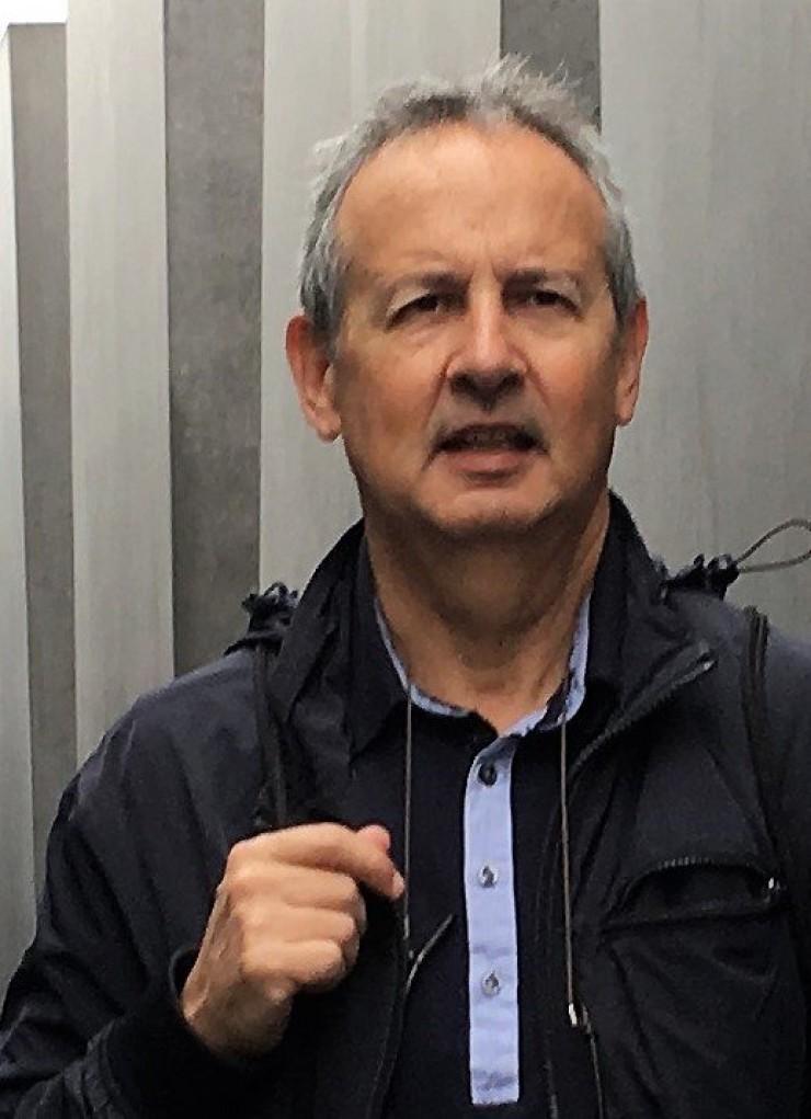 Moisés Salama, director película Caballo de viento