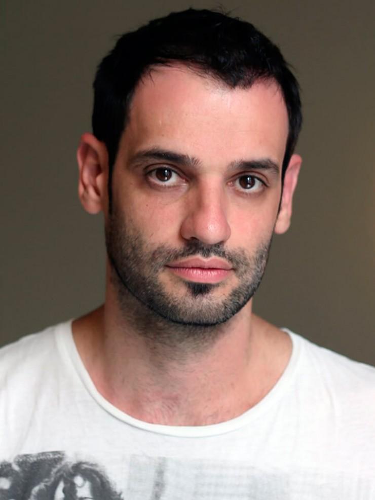 Adán Aliaga y Álex Lora, director película The fourth kingdom