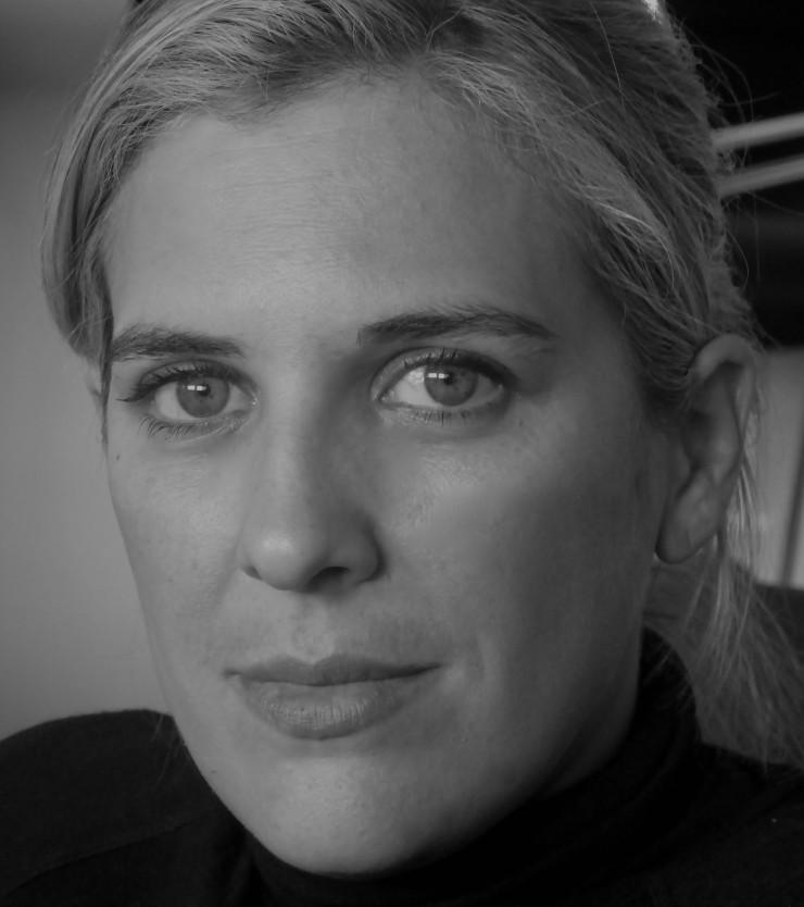 Nayra Sanz, director película Sub terrae