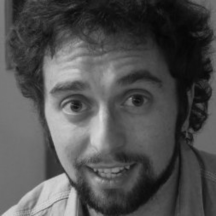 Chico Pereira, director película Donkeyote