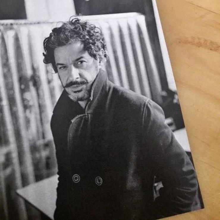 Ander Duque, director película Amor residente