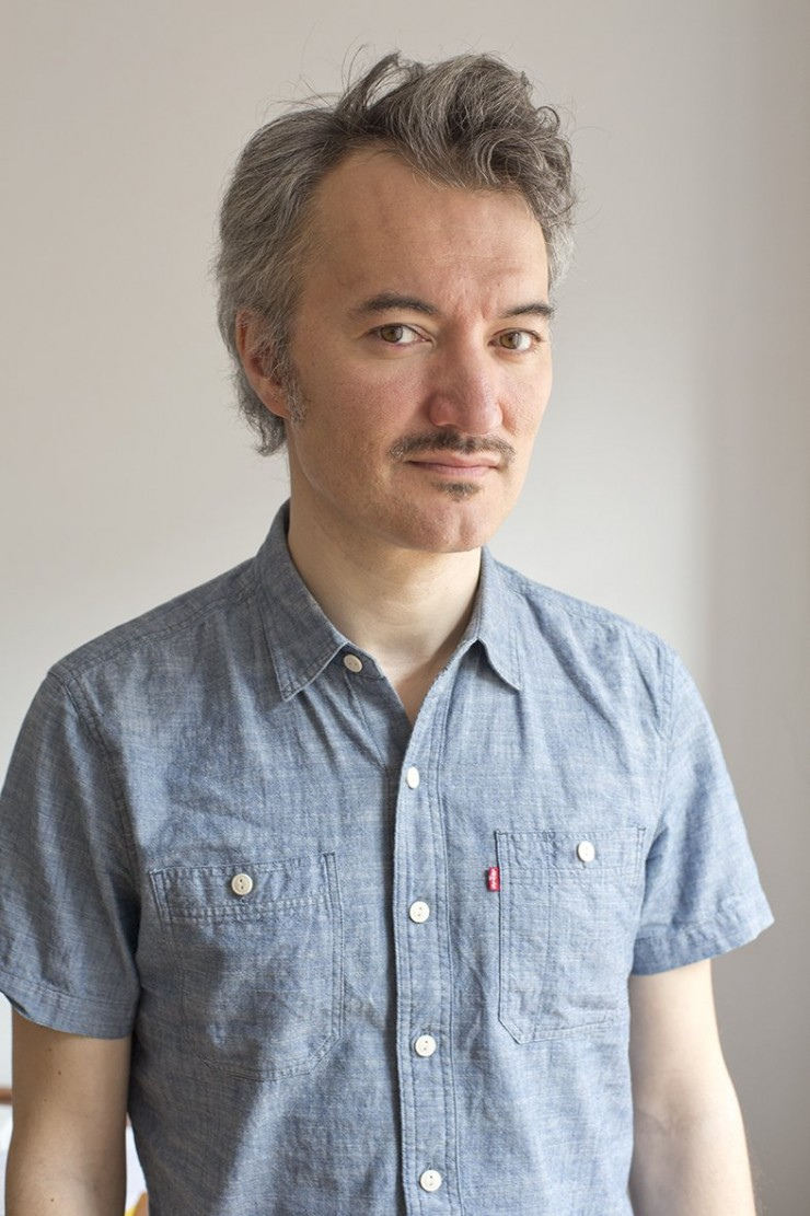 Víctor Forniés, director película Un padre