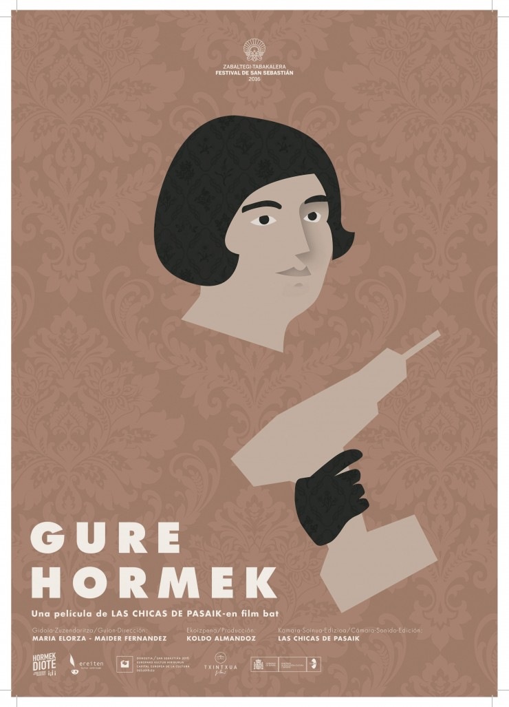 Imagen película Gure hormek