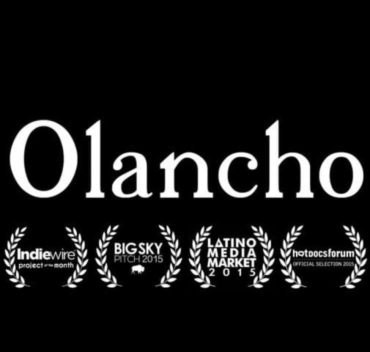 Imagen película Olancho